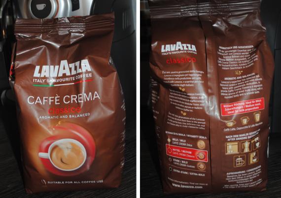 Kaffeebohnen Test