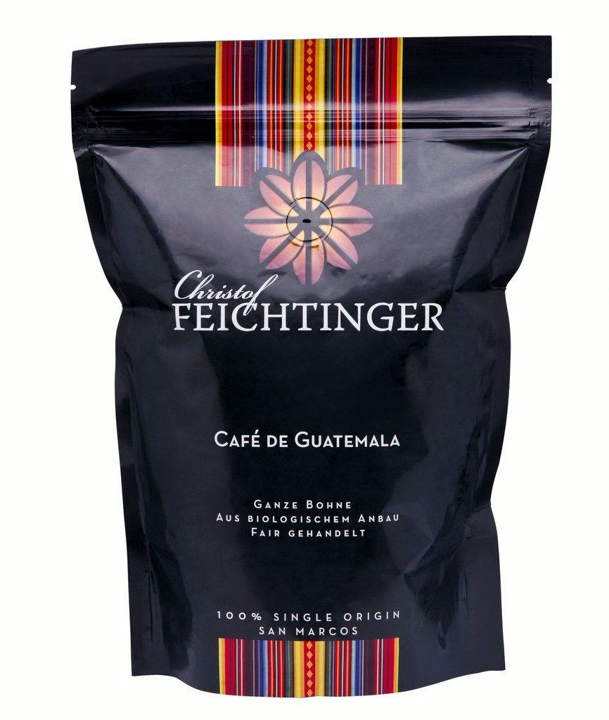 Christof Feichtinger – Café de Guatemala im Vergleich
